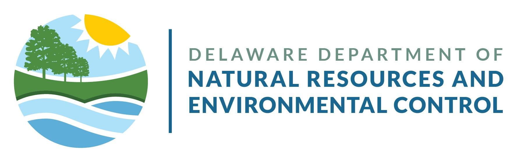DNREC horizontal logo- color