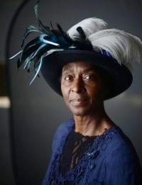 Photo of Daisey Century as Madame C.J. Walker
