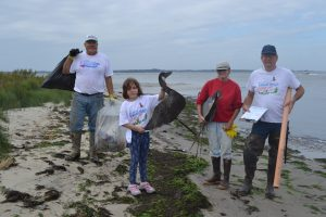 Volunteers collect trash in past Inland Bays Clean Ups