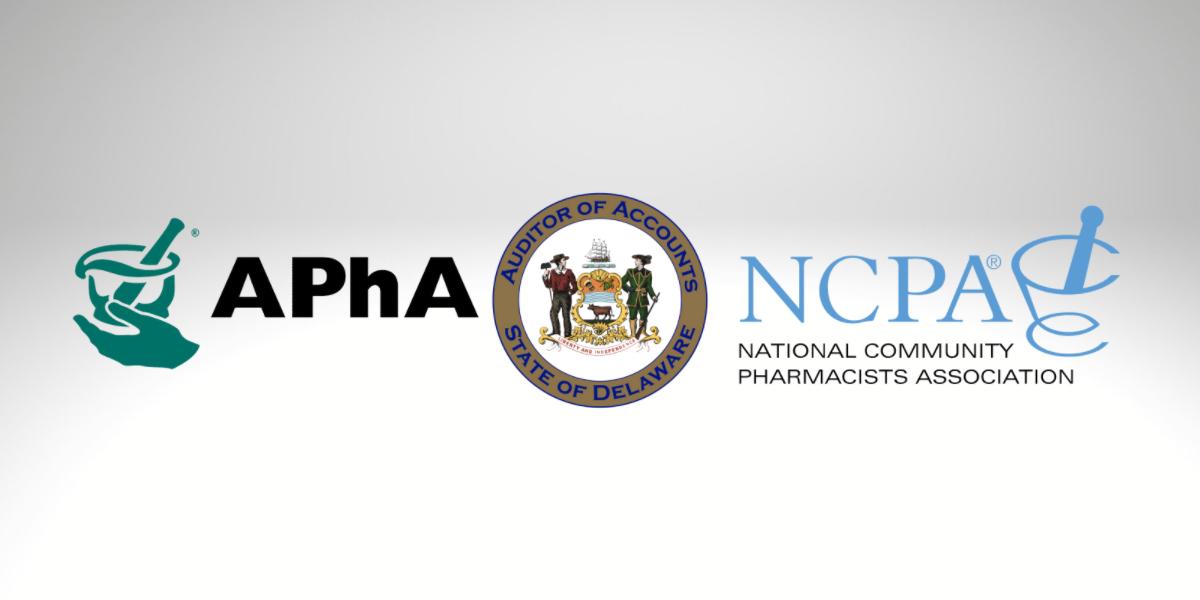 APha, NCPA, AOA logos