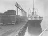 "Steamer ""Sagaporack"" at Wilmington Terminal (1936)"